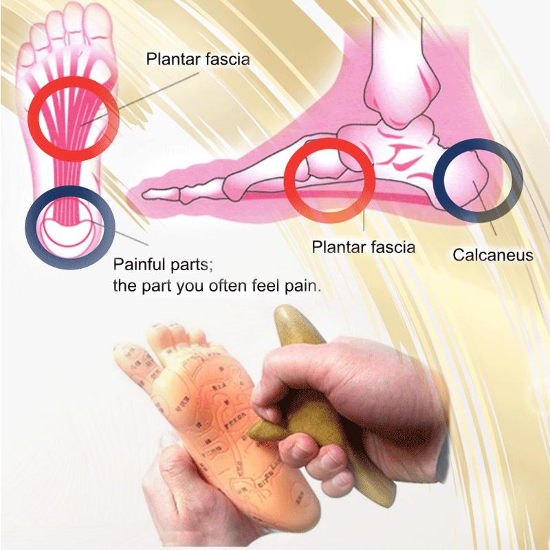 Massaggio Plantare ai piedi