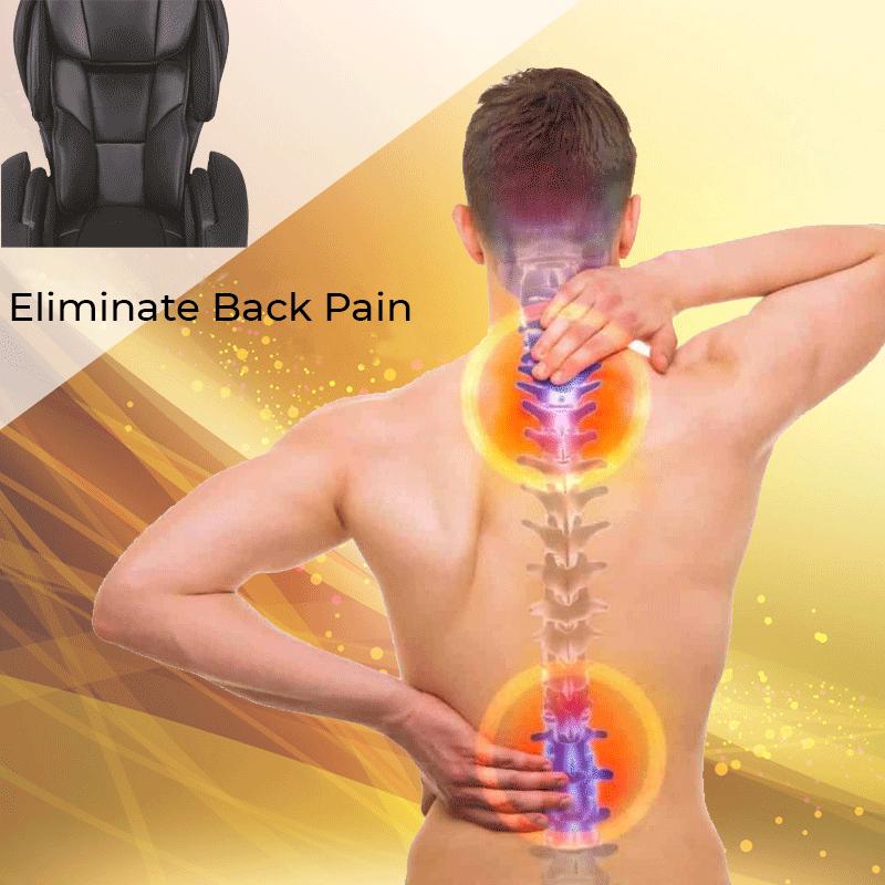 Liberarsi dal mal di schiena