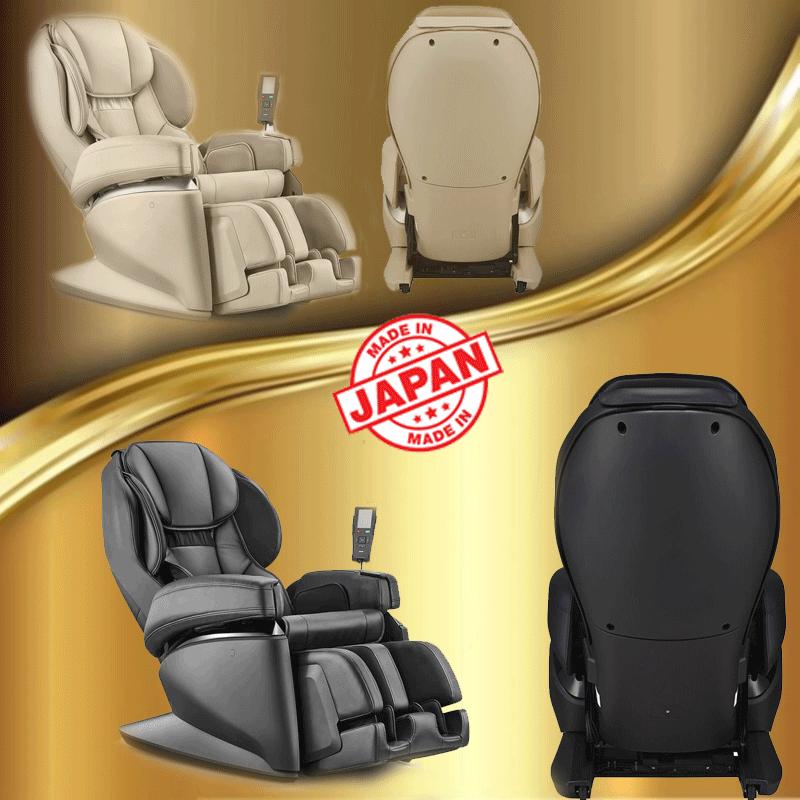 Poltrona massaggiante Fujiiryoki JP-1100